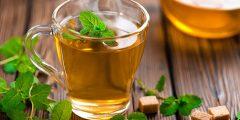 الشاي الأخضر يساعد على حرق الدهون