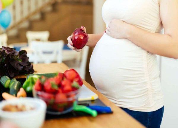 انقاص الوزن عند الحامل