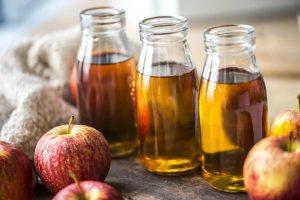 خل التفاح وتأثيره على فقدان الوزن
