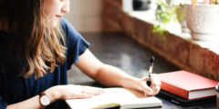 كتابة رسالة مهنية